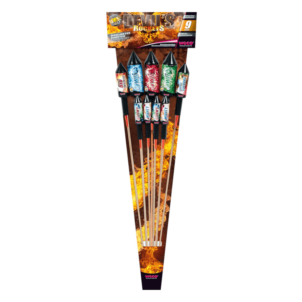 WECO Devil's Rockets